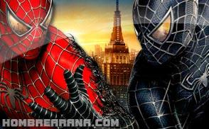 el hombre araña solo